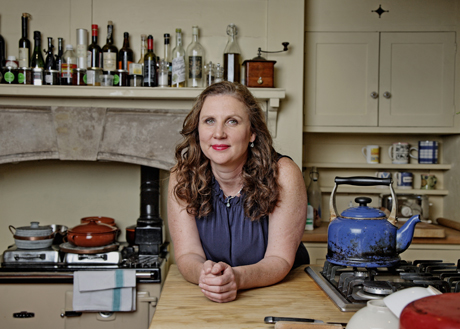 Angela Hartnett / Times Weekend Magazine
