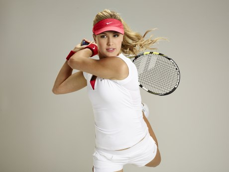 Eugene Bouchard for Diet Coke